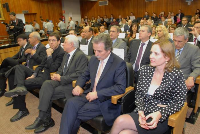 Presidente do TJ-SP abre 12ª Semana Jurídica do Tribunal de Contas