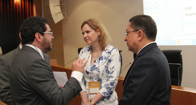 TCESP debate qualidade e agilidade do controle externo em Brasília