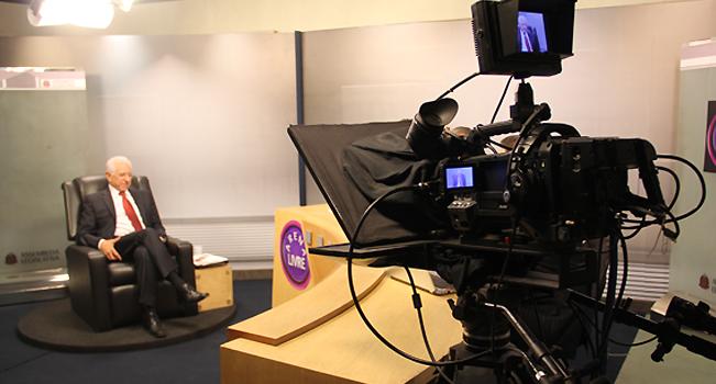 Corregedor do TCE participa de programa Arena Livre na TV Alesp