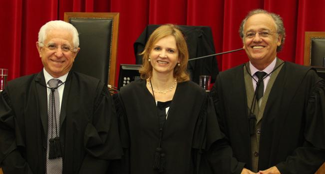 Cristiana de Castro Moraes é eleita para presidir TCE em 2015