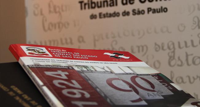 Nova edição da Revista do TCE traz atividades relativas aos 90 anos